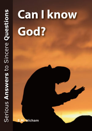 Can I know God