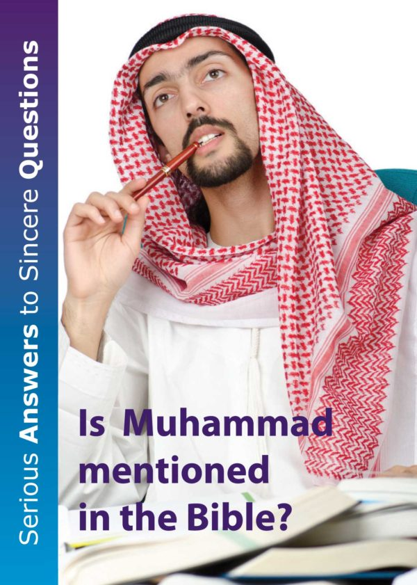 Is Muhammad mentioned in the Bible ?